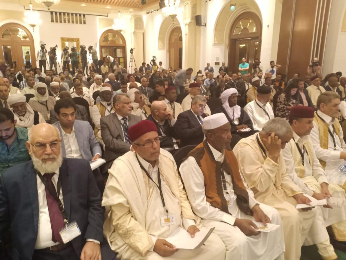 مؤتمر القوى الوطنية الليبية