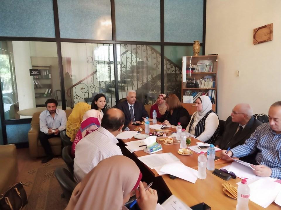 اجتماع القومى للمرأة لمكافحة العنف ضد المرأة  (2)