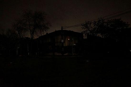 الظلام فى الأرجنتين