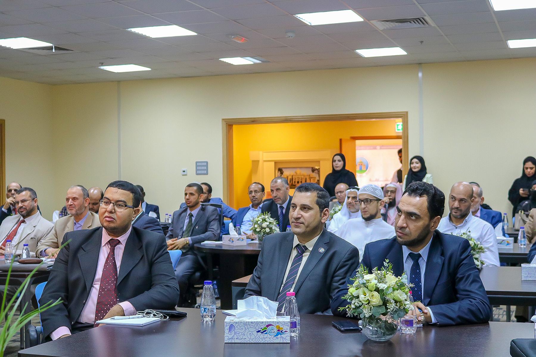 صورة للمشاركين فى الدورة التدريبية