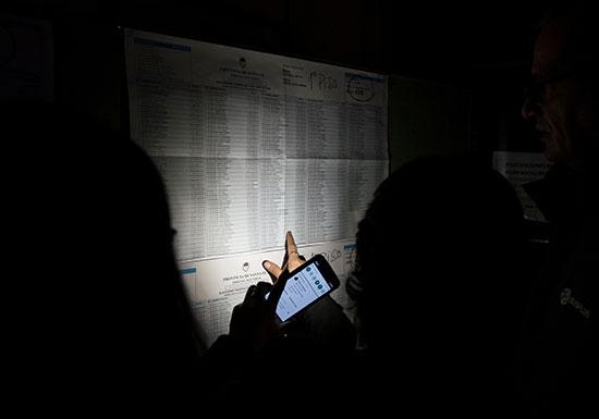 تأثير انقطاع الكهرباء على العاملين