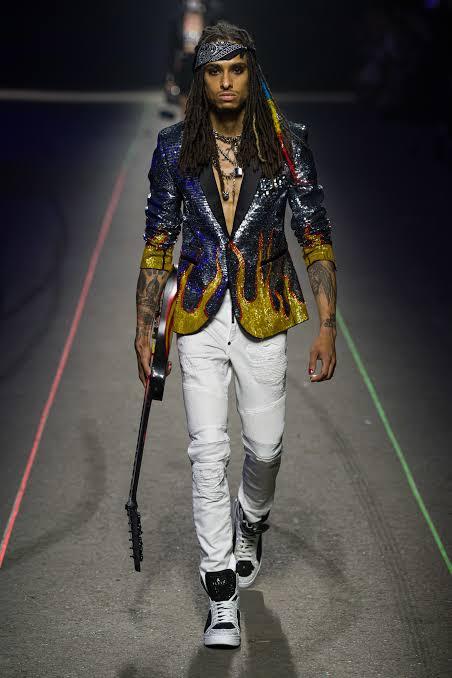 عرض أزياء فيليب بلين  (5)
