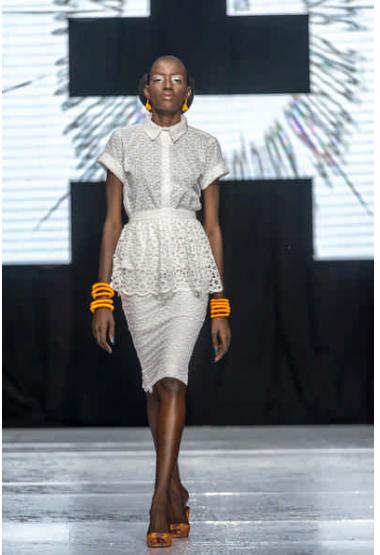 أسبوع الموضة فى داكار (2)