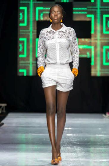 أسبوع الموضة فى داكار (3)