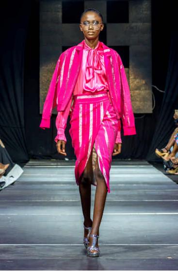 أسبوع الموضة فى داكار (7)