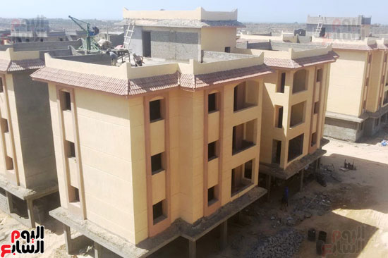 مدينة رفح الجديدة فى شمال سيناء (7)