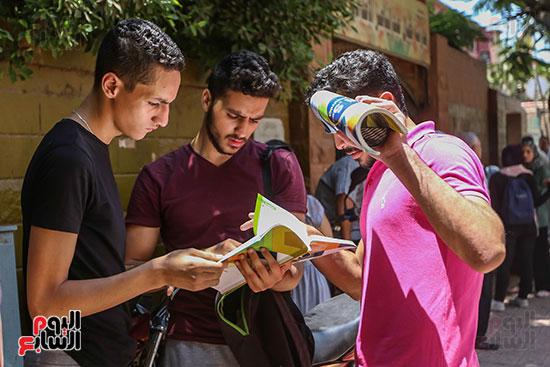 امتحانات الثانوية العامة 2019 (22)