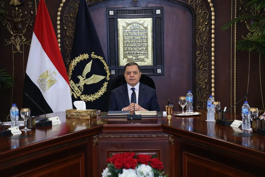 اجتماع وزير الداخلية  (1)