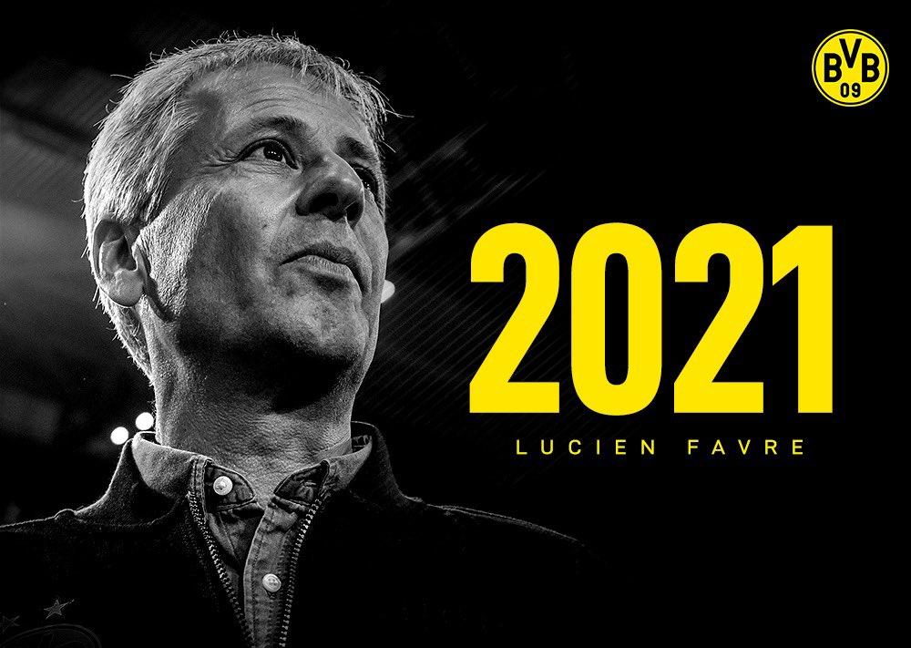 بوروسيا دورتموند يجدد عقد فافر حتى يونيو 2021