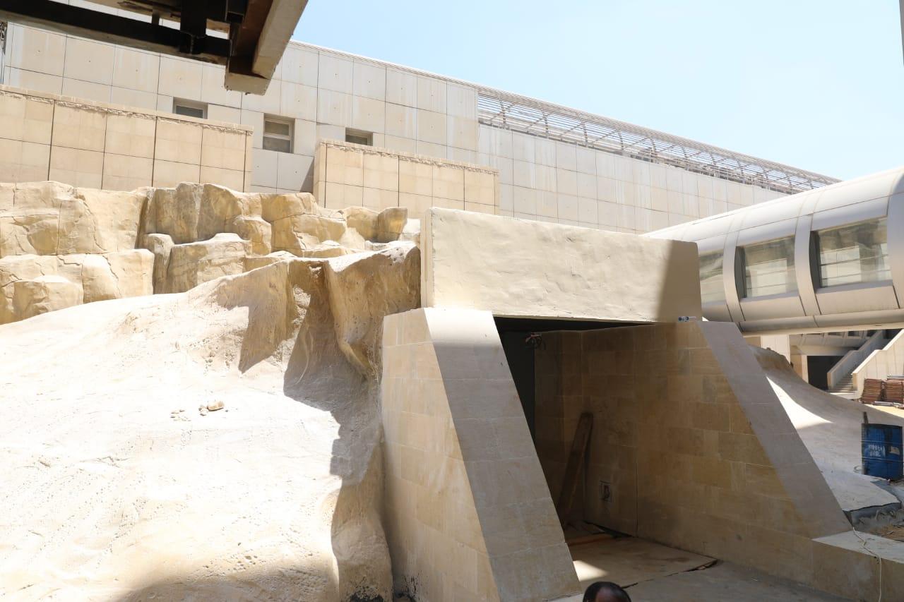 المتحف القومى للحضارة (12)