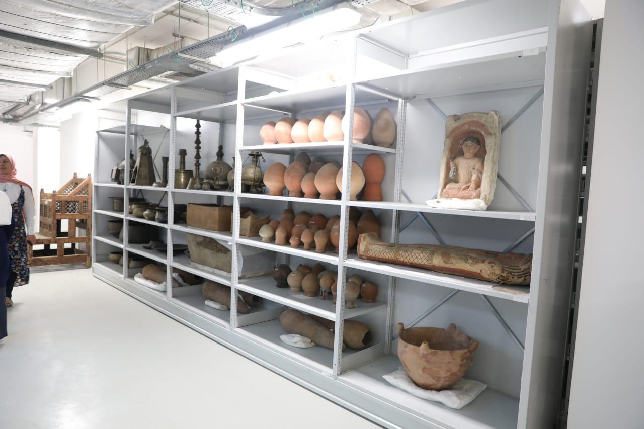 المتحف القومى للحضارة (11)