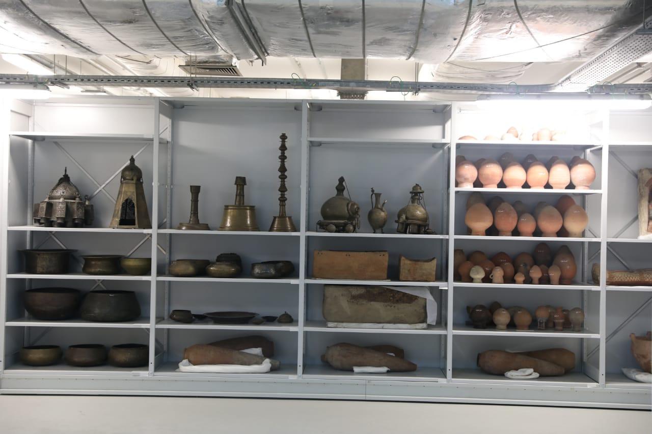 المتحف القومى للحضارة (8)
