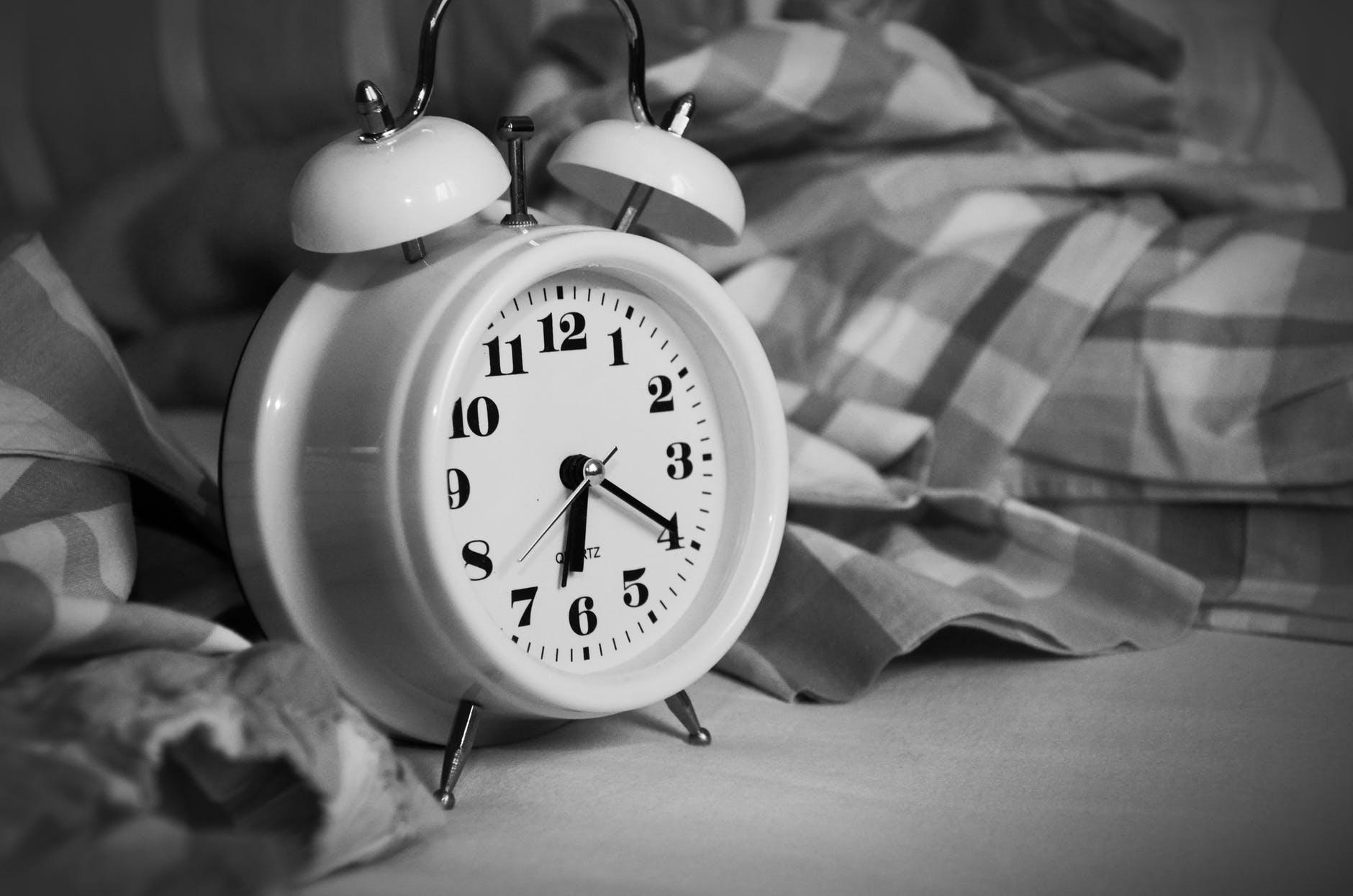 الذهاب مبكرا