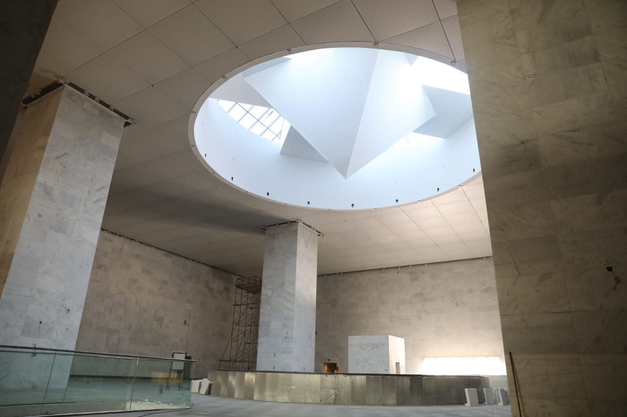 المتحف القومى للحضارة (3)