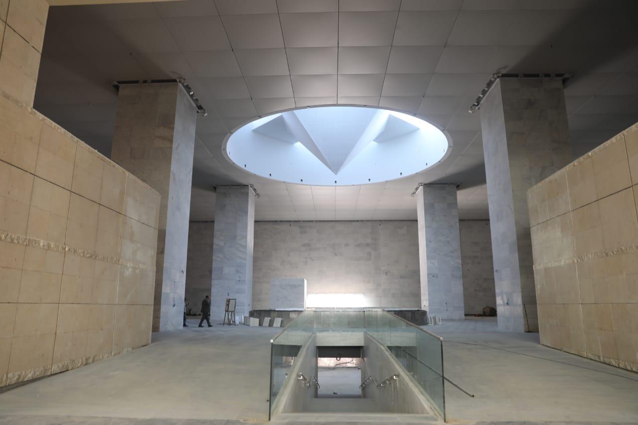 المتحف القومى للحضارة (6)