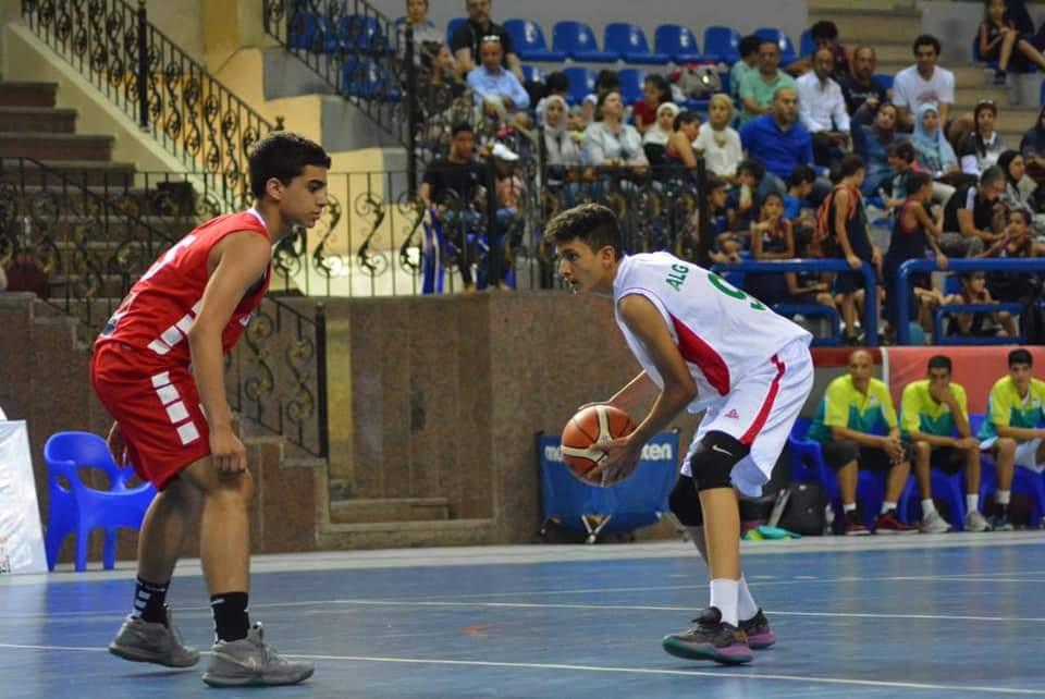 البطولة العربية للسلة (1)