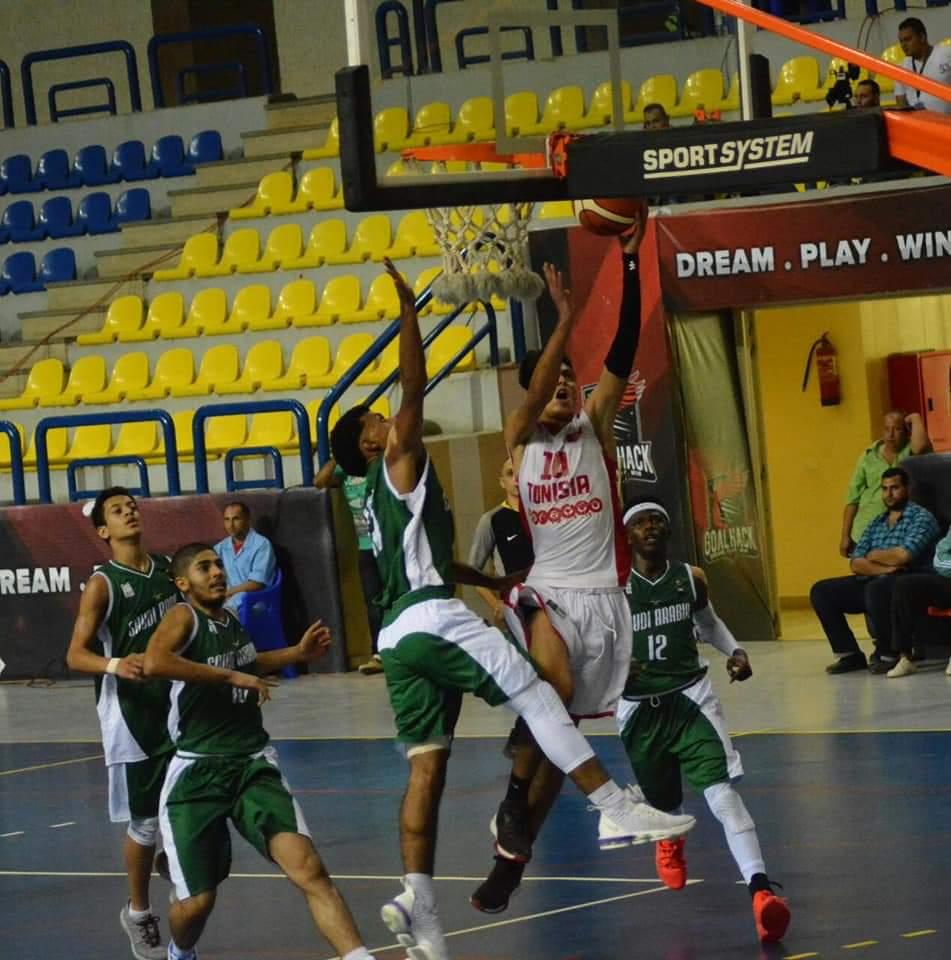 البطولة العربية للسلة (2)