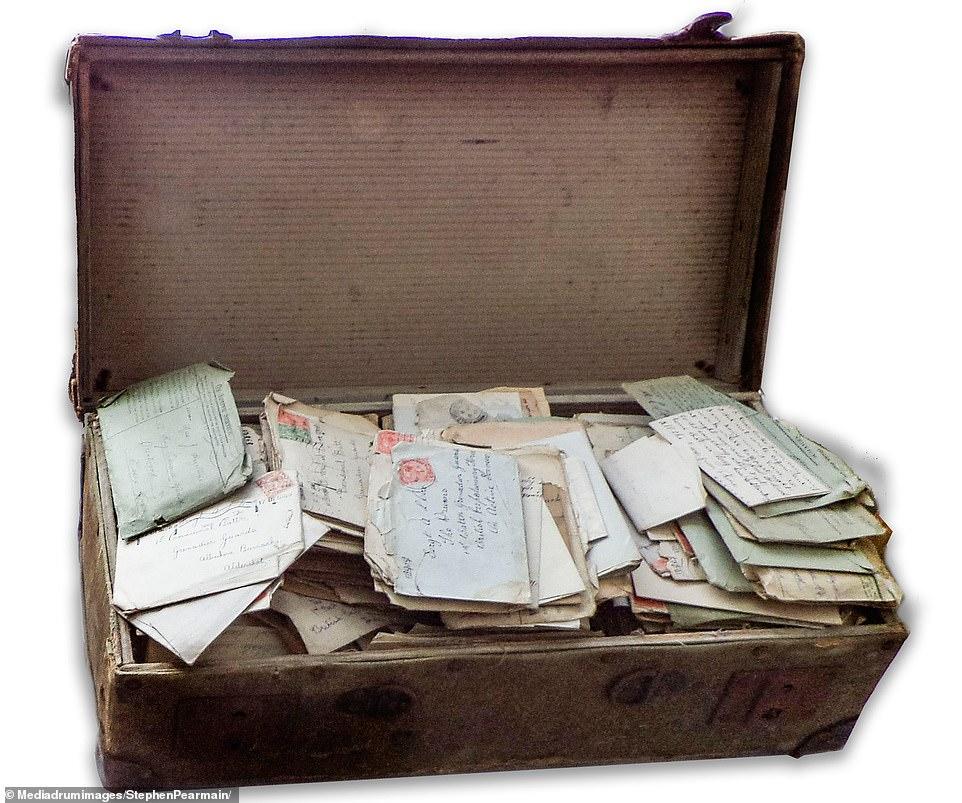 حفيد يعثر على رسائل حب لجديه تؤرخ للحرب العالمية الأولى (4)