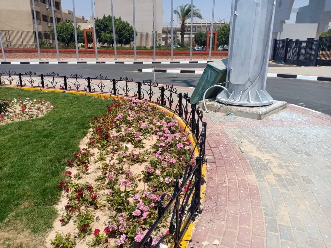 -حدائق جديدة