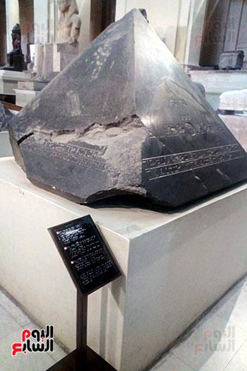 جانب-المسار-المخصص-للمكفوفين-فى-المتحف-المصرى-بالتحرير--(3)