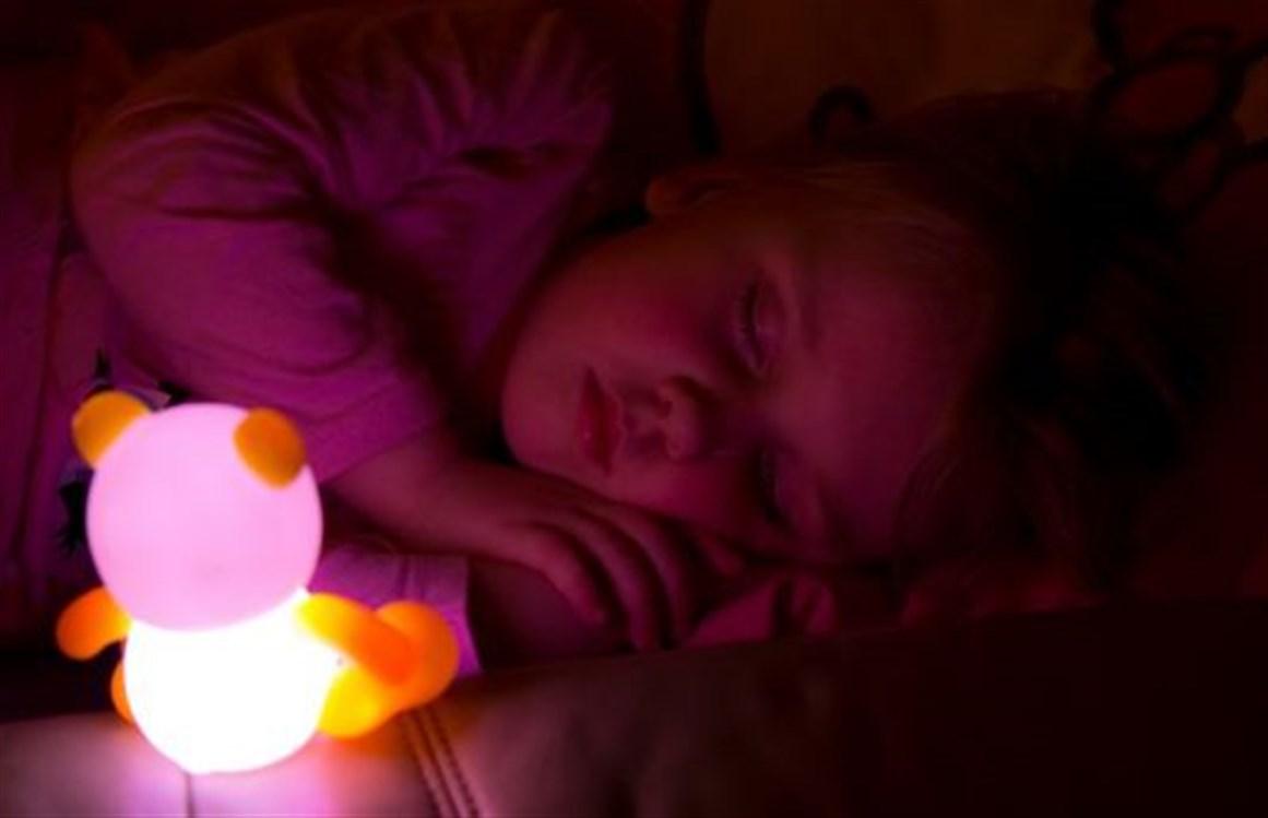 استخدام الأضواء الخافته