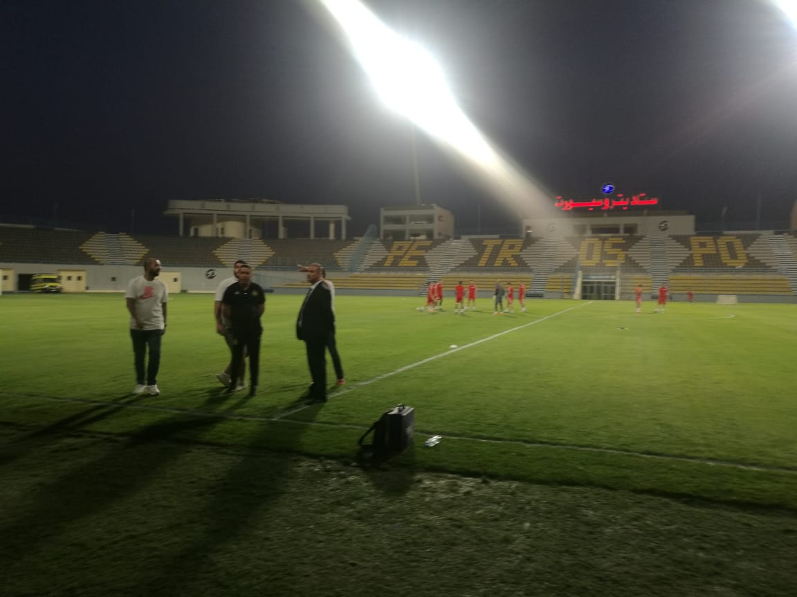 تدريب منتخب الجزائر  (2)