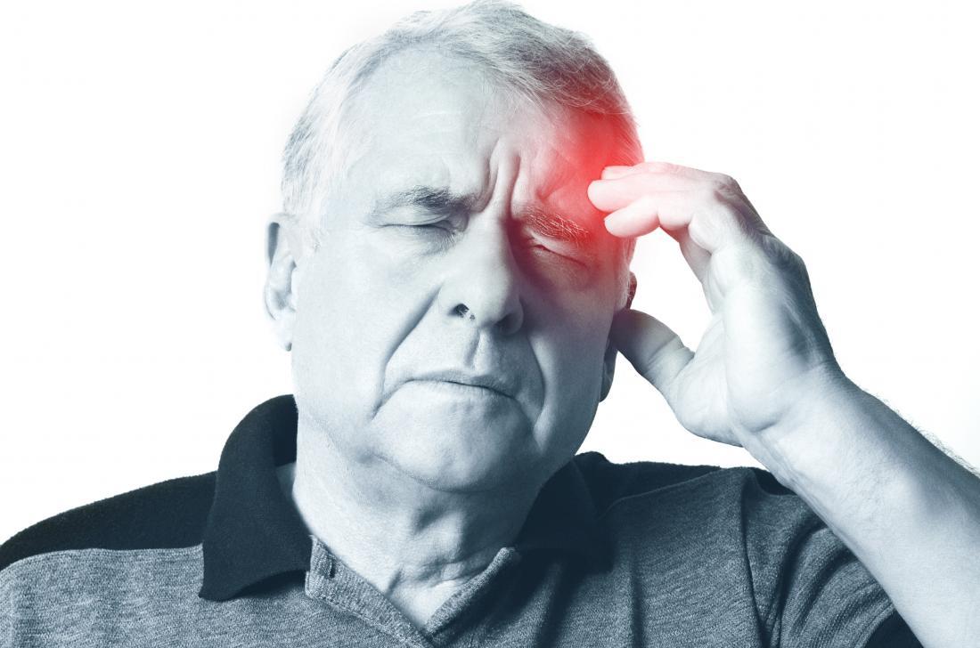اعراض السكتة الدماغية