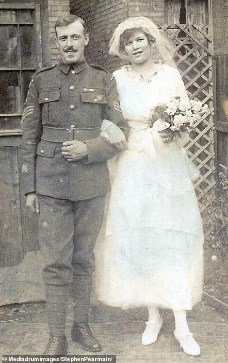 حفيد يعثر على رسائل حب لجديه تؤرخ للحرب العالمية الأولى (2)