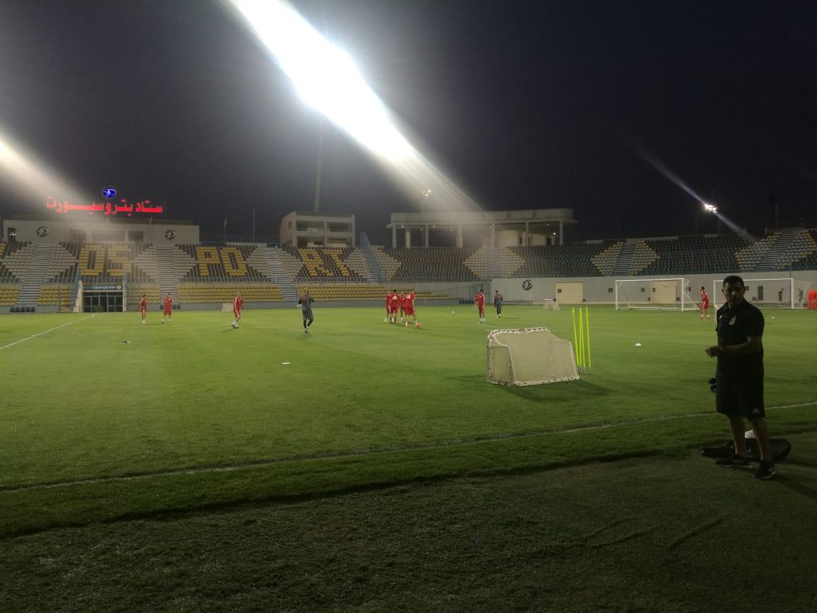 تدريب منتخب الجزائر  (1)
