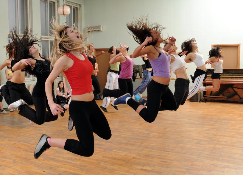 رقصة زومبا