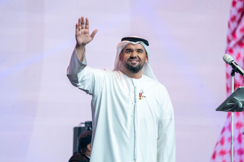 حفل حسين الجسمى فى جدة (2)