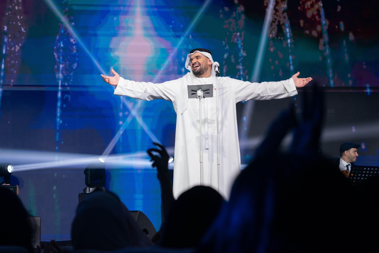 حفل حسين الجسمى فى جدة (4)