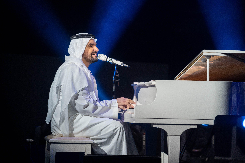 حفل حسين الجسمى فى جدة (5)