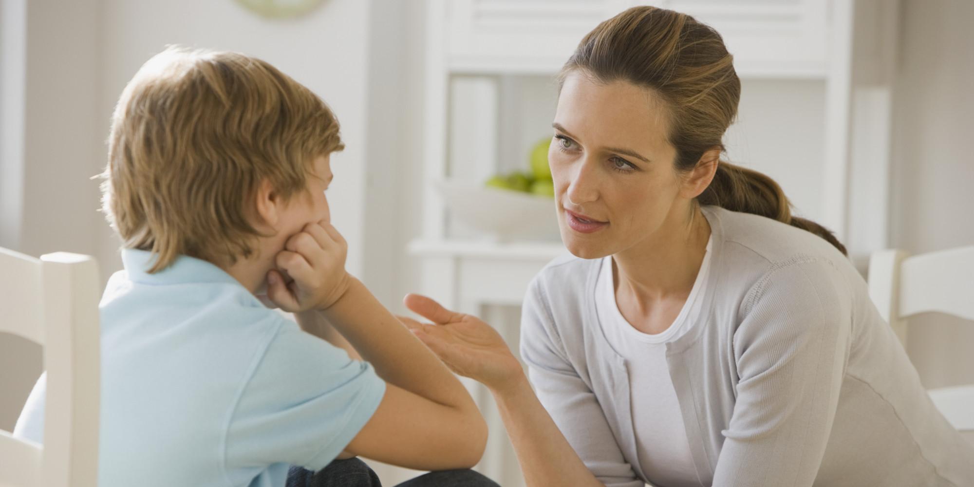 نصائح للتعامل مع الطفل المشاغب (2)