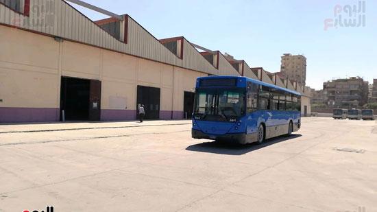 اتوبيسات هيئة النقل العام الجديدة (3)