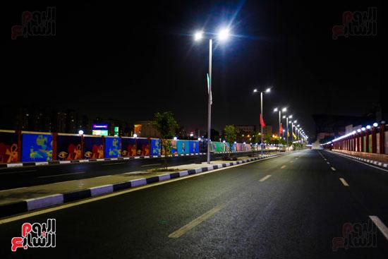 الشوارع-المؤديه-لاستاد-القاهره