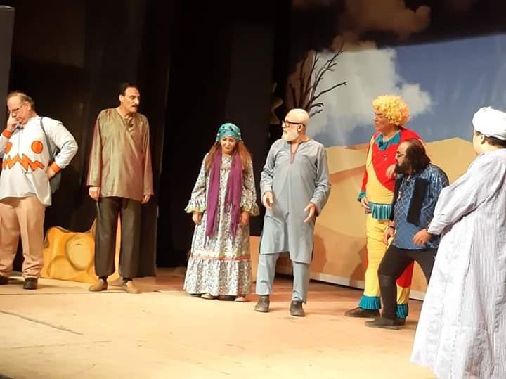 مسرحية كينج كونج (1)