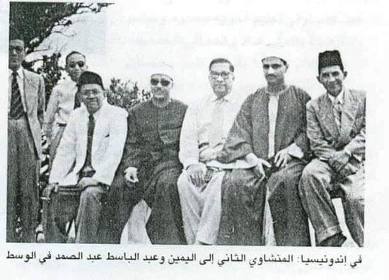 الشيخ محمد صديق المنشاوى (1)
