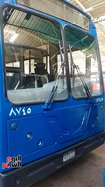 اتوبيسات هيئة النقل العام الجديدة (1)