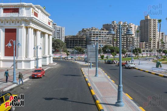 استعدادات محافظة الاسكندرية (4)