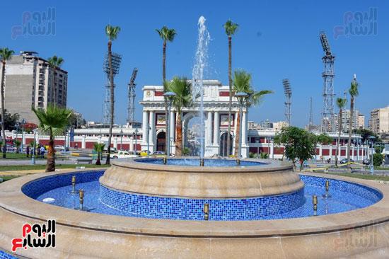استعدادات محافظة الاسكندرية (12)