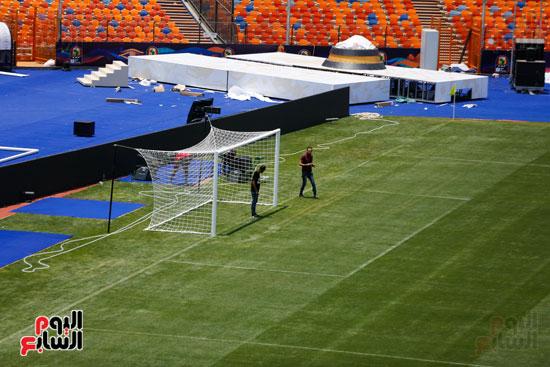ارضية الملعب
