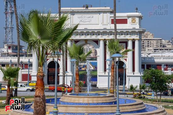 استعدادات محافظة الاسكندرية (13)