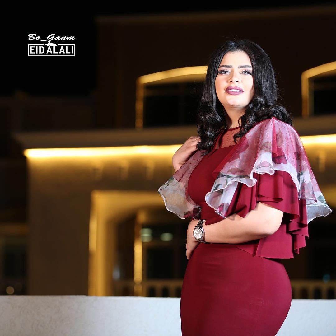 الفنانة الكويتية بيبى أحمد