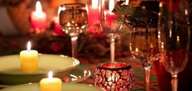 نصائح لتحضير غداء رومانسى (2)