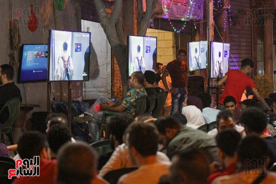 مصر فى الشارع بتشجع المنتخب (23)