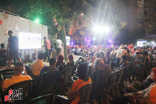 مصر فى الشارع بتشجع المنتخب (24)