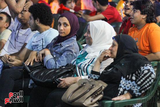 مصر فى الشارع بتشجع المنتخب (22)