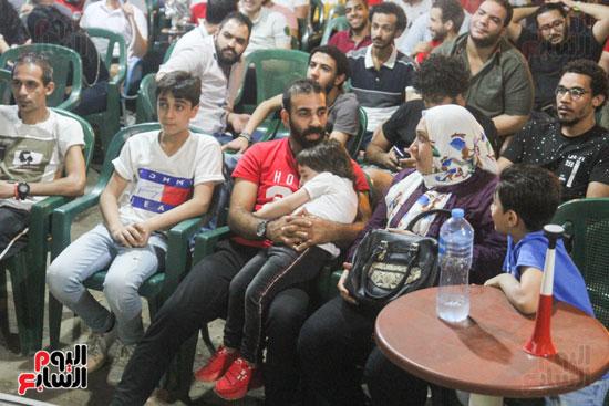 مصر فى الشارع بتشجع المنتخب (21)
