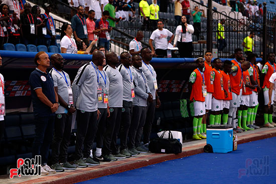 نيجيريا وبورندى (1)